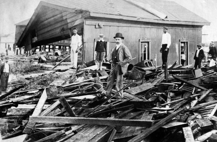 Сан-Каллисто последствия урагана
