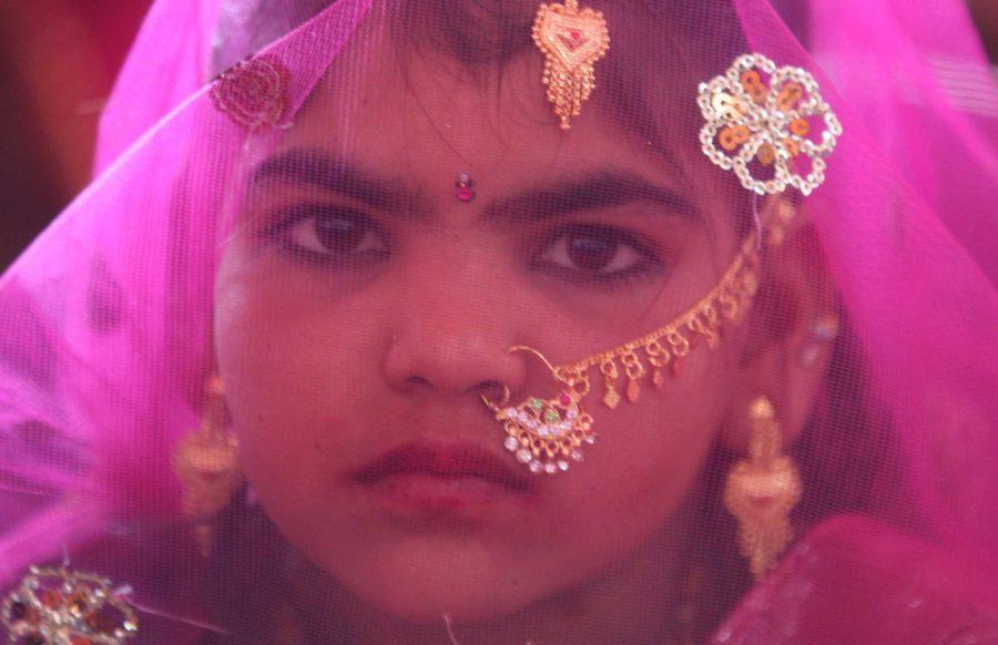 Молодая индийская жена