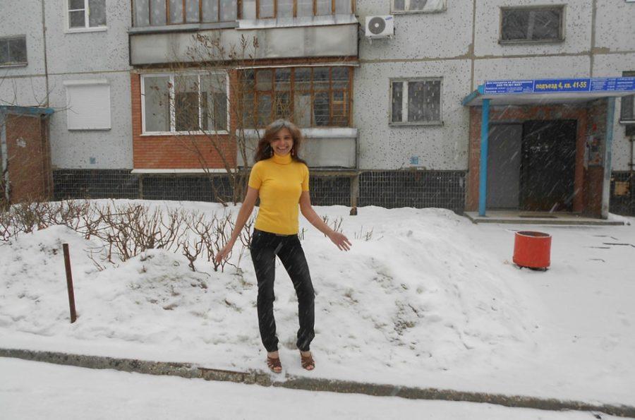 Галина Кутерева из Тольятти