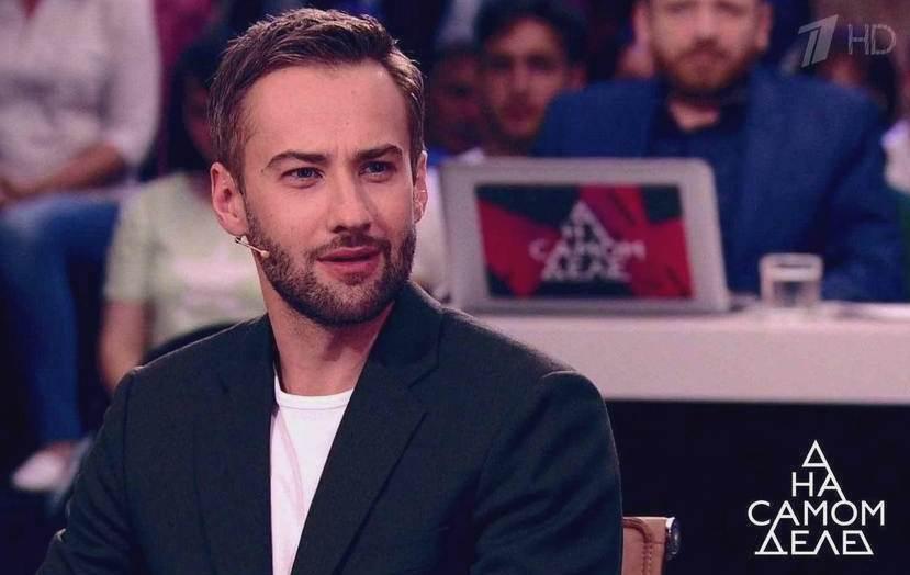 Дмитрий Шепелев на Первом канале