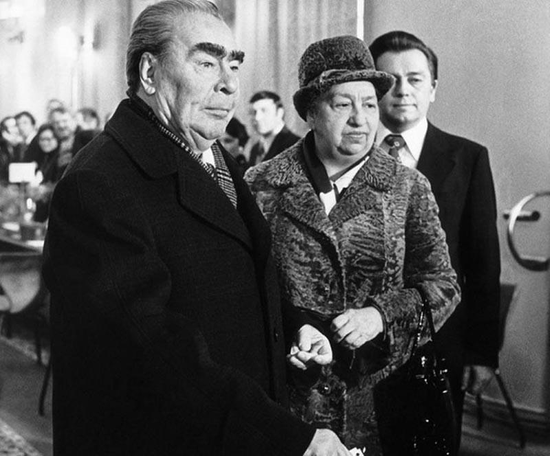 Непростой брак  Леонида Ильича