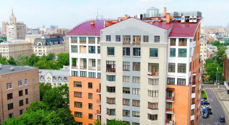 Дом Константина Эрнста