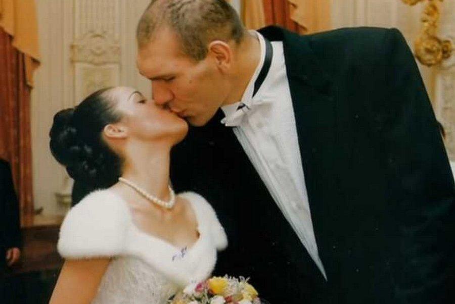 Свадьба Валуева и Галины