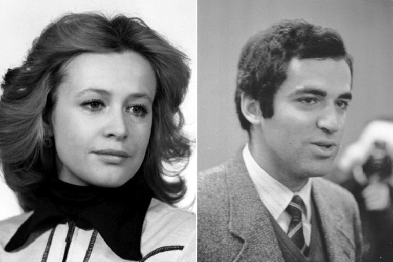 Каспаров и Неелова