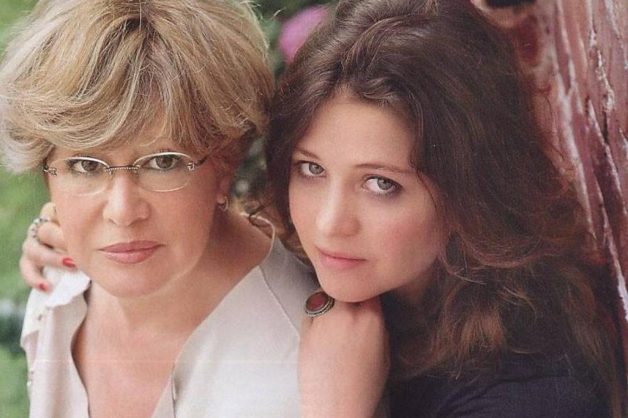Дочь Каспарова и Нееловой Ника