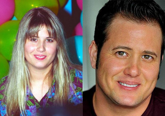 Дочь певицы Шер до и после