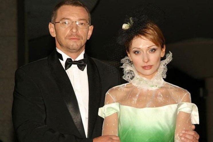 Анастасия Бровкина и Максим Дрозд