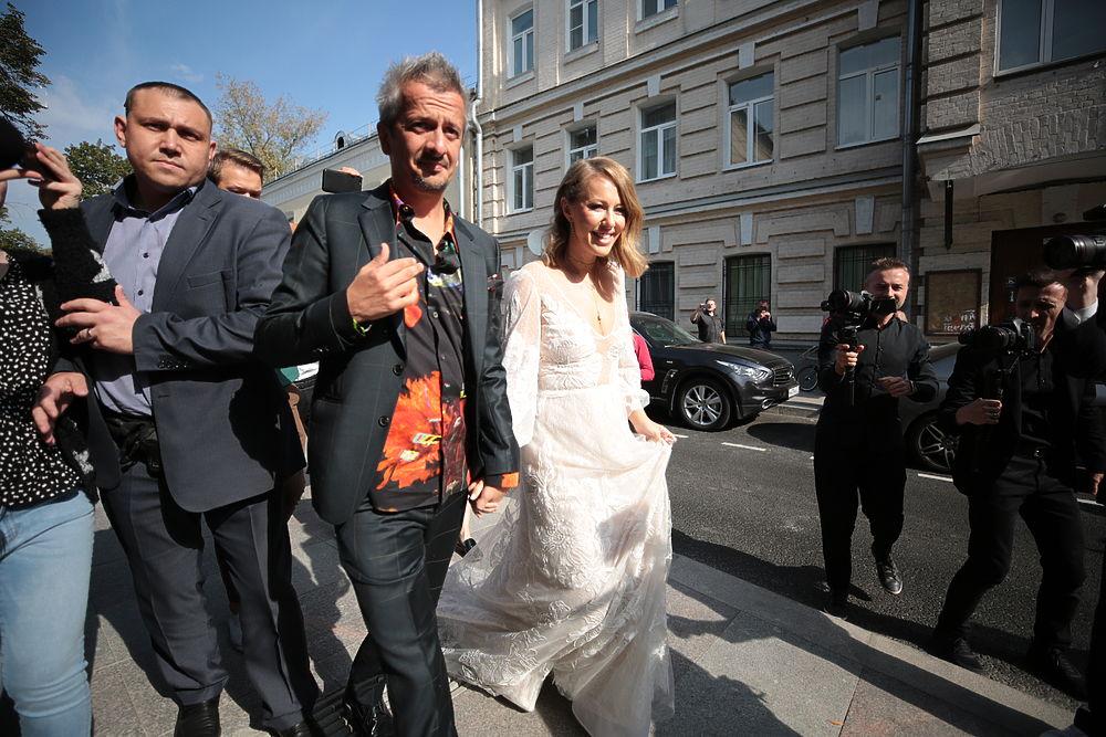 Свадьба Собчак