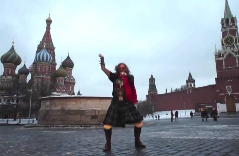 Танец в стиле певца PSY