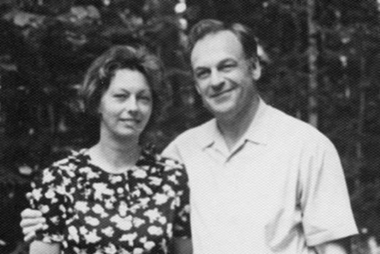Игорь Кириллов с женой
