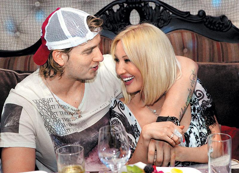 Лера Кудрявцева и Игорь Макаров