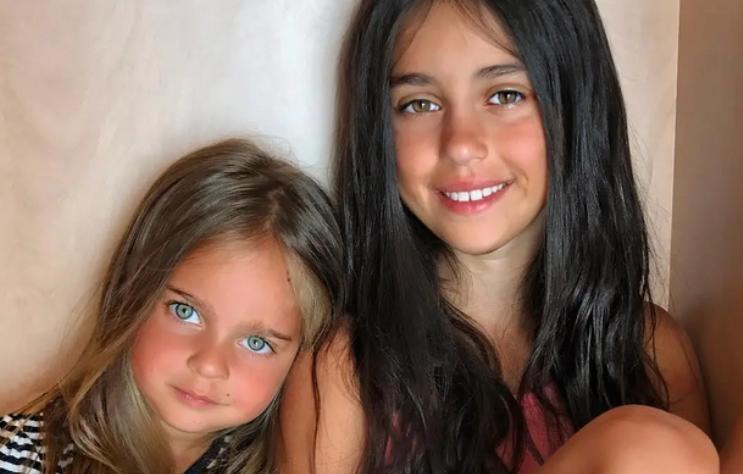 Дочери Александра Реввы
