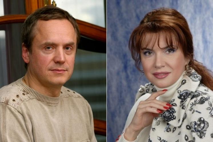 Андрей Соколов и Вера Сотникова