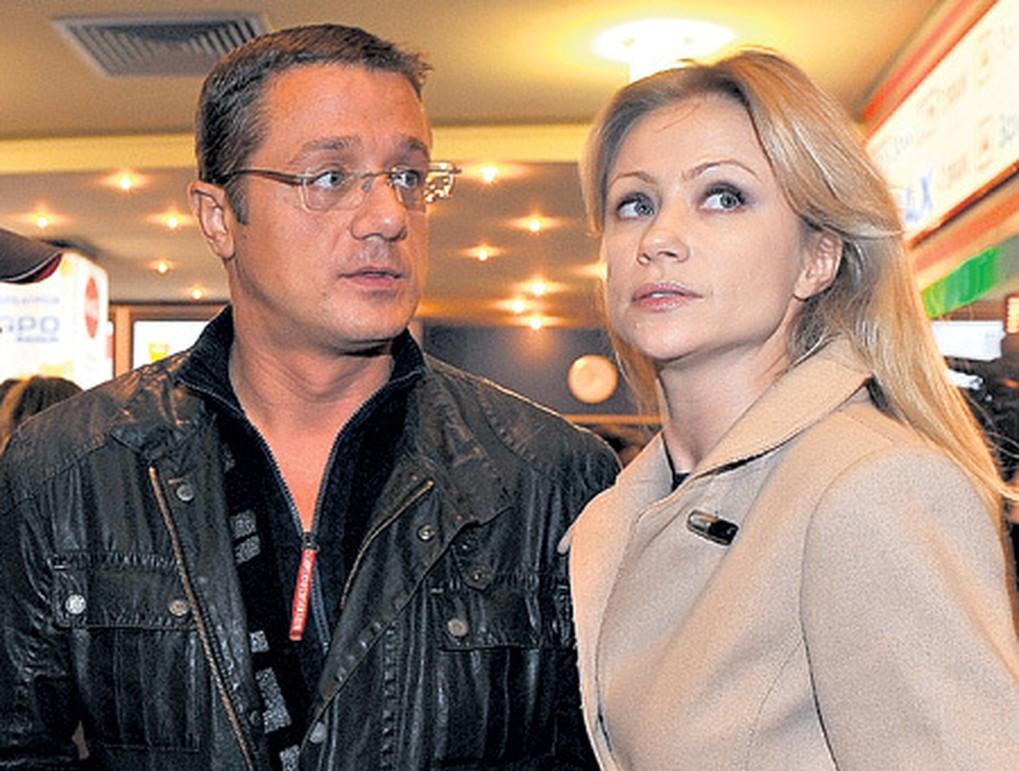 Мария Миронова и Алексей Макаров