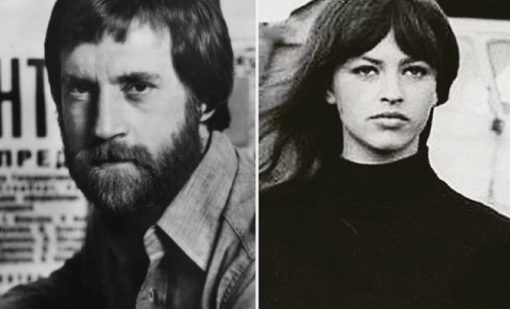Владимир Высоцкий и Татьяна Иваненко