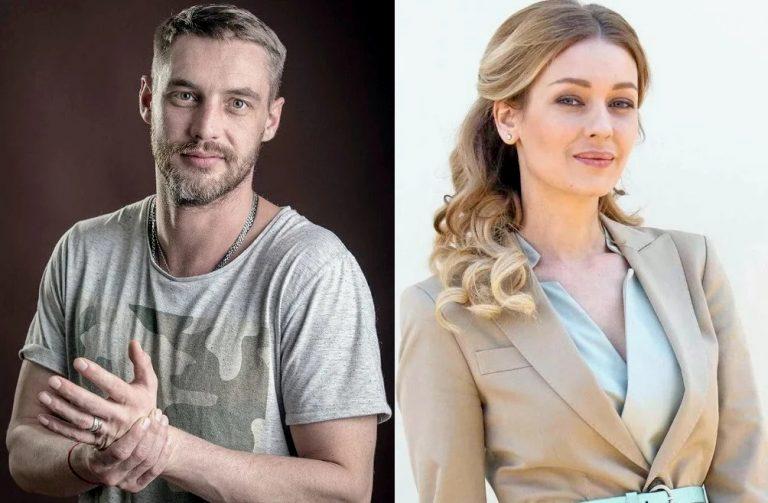 Антон Батырев с Евгенией Лозой