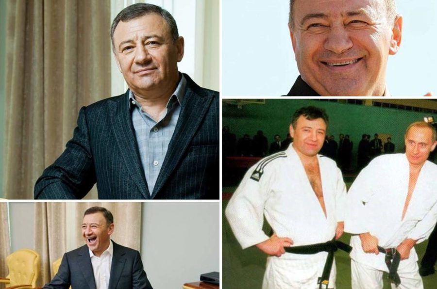 Аркадий Ротенберг друг Путина