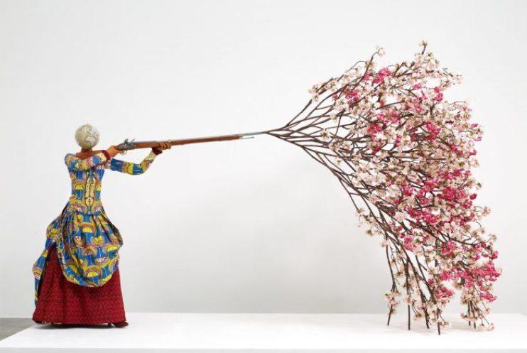 Творчество дизайнера из Нигерии Йинки