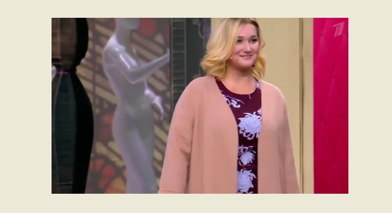 Валерия в программе Модный приговор