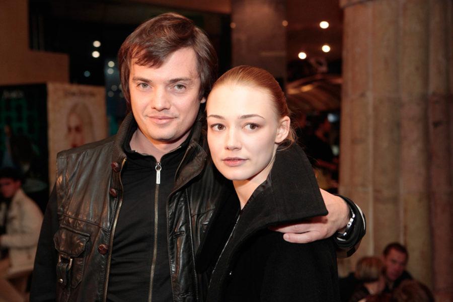 Оксана Акиньшина и Дмитрий Литвинов