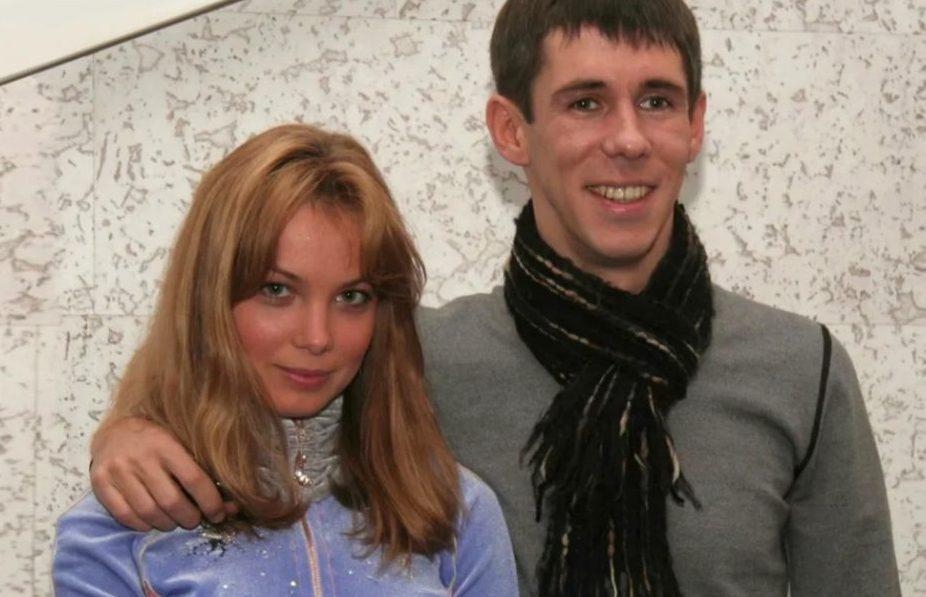 Татьяна Арнтгольц и Алексей Панин