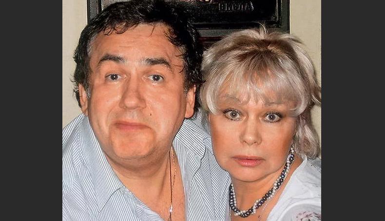 Ольга Богданова и Станислав Садальский