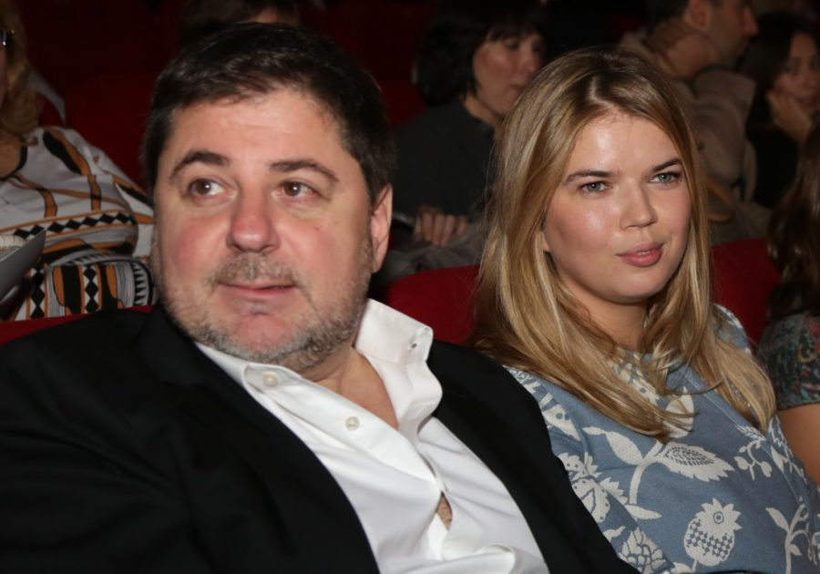 Александр Цекало и Виктория Галушка
