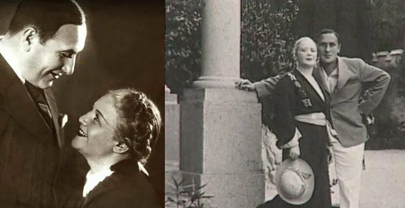 Иосиф Аркадьев и Изабелла Юрьева
