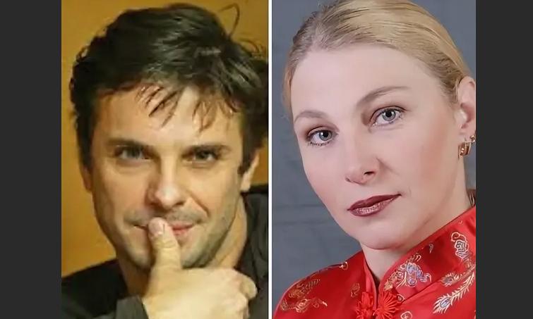 Наталья Комардина и Сергей Астахов