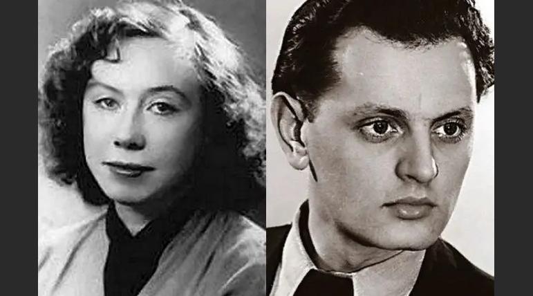 Константин Градополов и Евгения Ханаева