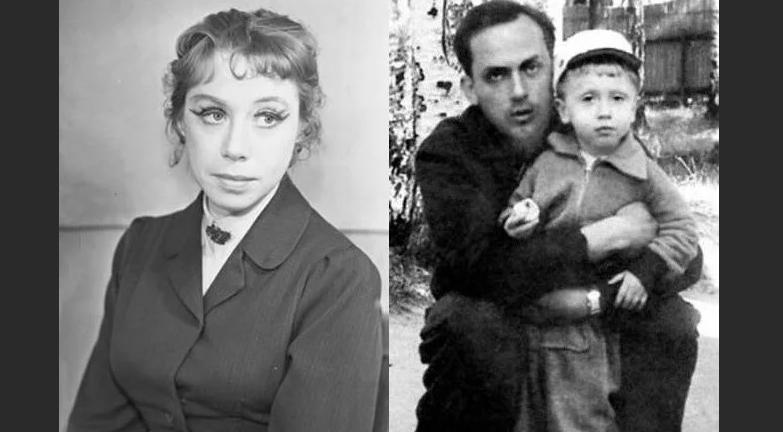Евгения Ханаева и Анатолий Успенский